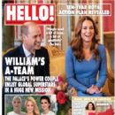 The Duke And Duchess Of Cambridge - Hello! Magazine Cover [United Kingdom] (19 October 2020)