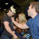 Henry Cavill- July 23, 2016- San Diego Comic Con- Surprises Suicide Squad - 454 x 302