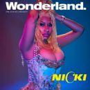 Nicki Minaj for Wonderland Cover Magazine (Autumn 2018)