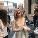 Elle Fanning - Vanity Fair Magazine Pictorial [United States] (March 2017) - Behind The Scenes - 454 x 605