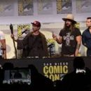 Henry Cavill- July 23, 2016- San Diego Comic Con- Justice League Panel - 454 x 313