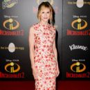 Holly Hunter – 'Incredibles 2' Premiere in Hollywood - 454 x 681