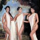 Gustavo Rodríguez, Saúl Marín, and Norkys Batista in Estrambótica Anastasia (2004) - 454 x 586