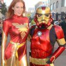 Maitland Ward at San Diego Comic Con 2019 - 454 x 685