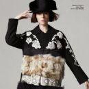 Coco Rocha - Harper's Bazaar Magazine Pictorial [Thailand] (October 2014)