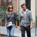 Olivia Wilde and Jason Sudeikis: A stroll In West Villiage NY