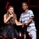 Ariana Grande and Big Sean - 435 x 600