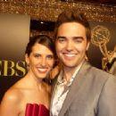 Drew Tyler Bell and Sarah Grunau