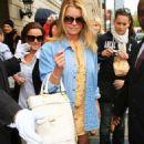 Jessica Simpson: Fan-Friendly in the Big Apple