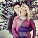 T. J. Oshie and Lauren Cosgrove - 454 x 428
