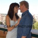 Richard Roxburgh and Silvia Colloca - 363 x 550