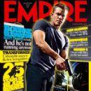 Matt Damon - Empire Magazine Cover [United Kingdom] (August 2007)