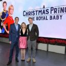 Rose McIver – 'A Christmas Prince: The Royal Baby' Cast & Crew Screening in LA - 454 x 366