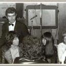 Jim Morrison, Ray Manzarek & Dorothy Fujikowa - 454 x 343