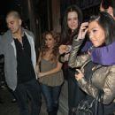Adrienne Bailon and Robert Kardashian jr - 424 x 594