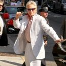 Michael Douglas: Sports Make Battling Cancer Easier