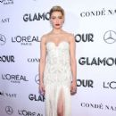 Amber Heard – 2018 Glamour Women of the Year Awards in NYC - 454 x 642