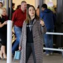 Sophia Bush at LAX Airport in Los Angeles
