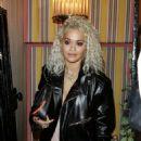Rita Ora – Seen leaving Annabels in London
