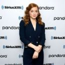 Jane Levy – At SiriusXM Studios in NY - 454 x 346
