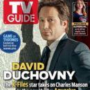 David Duchovny - 399 x 569