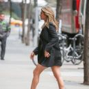 Jennifer Aniston - out and about candids in New York, January 20, 2015
