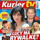 Emilia Komarnicka, Ilona Ostrowska - Kurier TV Magazine Cover [Poland] (1 March 2013)