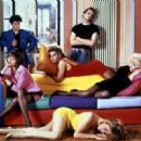 Pedro Almodovar and High Heels (Tacones Lejanos) Cast (1991) - 454 x 329