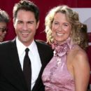 Eric McCormack and Janet Leigh Holden McCormack - 394 x 594