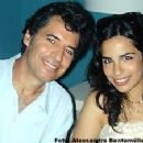 Maria Ribeiro and Paulo Betti