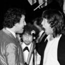 Bruce Springsteen, Bob Dylan and Mick Jagger