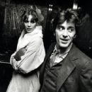 Al Pacino and Marthe Keller