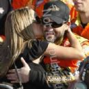 Tony Stewart and Tara Roquemore Photograph