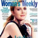 Drew Barrymore – Singapore Women's Weekly Magazine (July 2018 issue) - 454 x 613