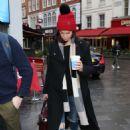 Ruth Wilson – Leaving Global studios in London