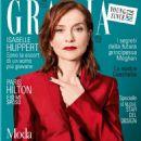 Isabelle Huppert – Grazia Magazine (April 2018) - 454 x 587