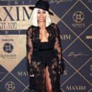 Blac Chyna at The Maxim Hot 100 Party in Los Angeles, California - June 24, 2017 - 454 x 656