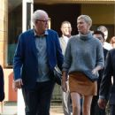 Charlize Theron – Outside the Cinemark in Marina Del Rey
