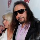 Ace Frehley attends the sixth annual MusiCares benefit concert at Club Nokia on May 7, 2010 in Los Angeles, California - 444 x 594