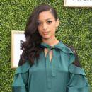 Samantha Logan – The CW Networks Fall Launch Event in LA - 454 x 642