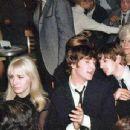 Cynthia Lennon, John Lennon and Ringo Starr - 454 x 345