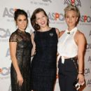 Milla Jovovich Aspca Passion Awards Party In Bel Air