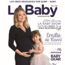 Emilie de Ravin - LA Baby Magazine Cover [United States] (September 2018)
