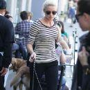 Amber Heard - Eats At Joans On Third In Los Angeles, November 2 2009