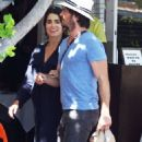 Nikki Reed and Ian Somerhalder Out in Los Angeles - 454 x 787