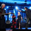 Robby Krieger performs at the 2018 So the World May Hear Awards Gala benefitting Starkey Hearing Foundation at the Saint Paul RiverCentre on July 15, 2018 in St. Paul, Minnesota - 454 x 303