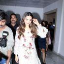 Deepika Padukone promotes film