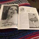 Loretta Young - Movie Mirror Magazine Pictorial [United States] (November 1938) - 454 x 605