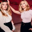 Scarlett Johansson and Florence Pugh – Empire magazine (October 2020) - 454 x 513
