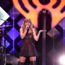 Taylor Swift – Performs at iHeartRadio's Z100 Jingle Ball 2019 in New York